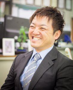株式会社あわや 代表取締役社長 都築克宜