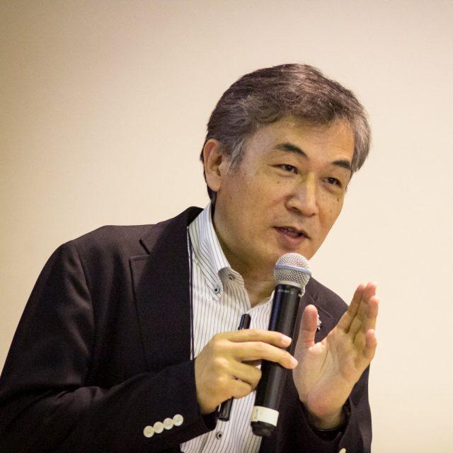 石橋弘人氏(同協議会副代表理事・事務局長)